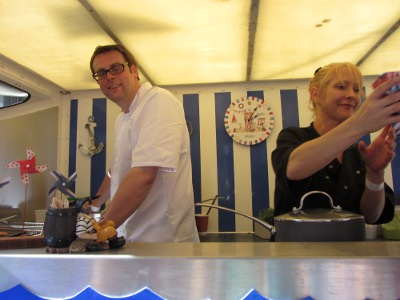 Fish Hut at British Street Food Awards